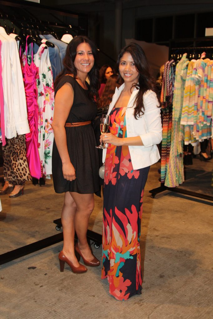 Katrina Arias and Cecilia Gatus