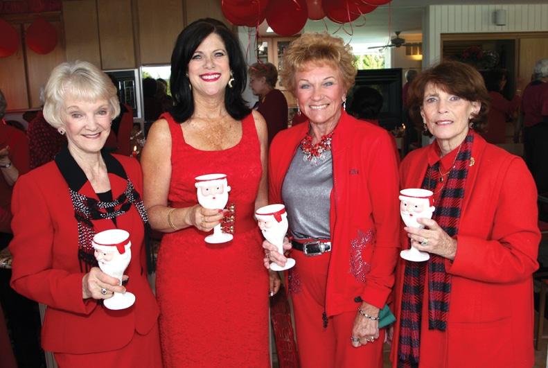 Kay Rose, Susan Skoglund, Shirley Harper and Sarah Forster.JPG