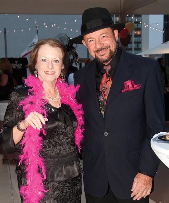 Kay and Frank Mangio