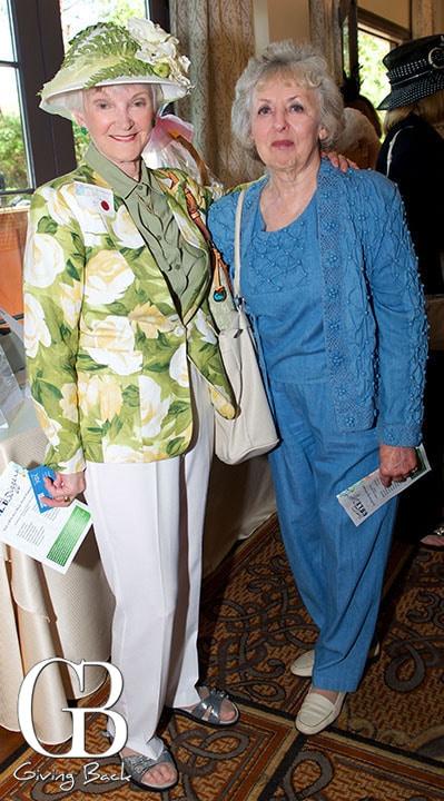 Kay Rose and Karen Johnson