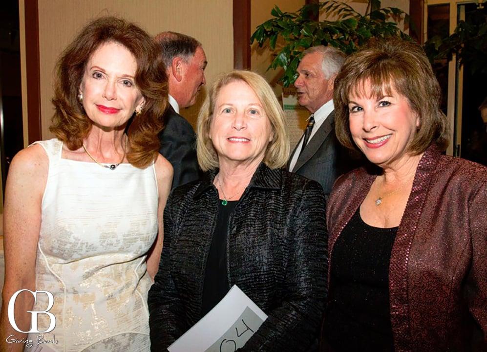 Kay Wise Elisa Davis and Sherry Hollis