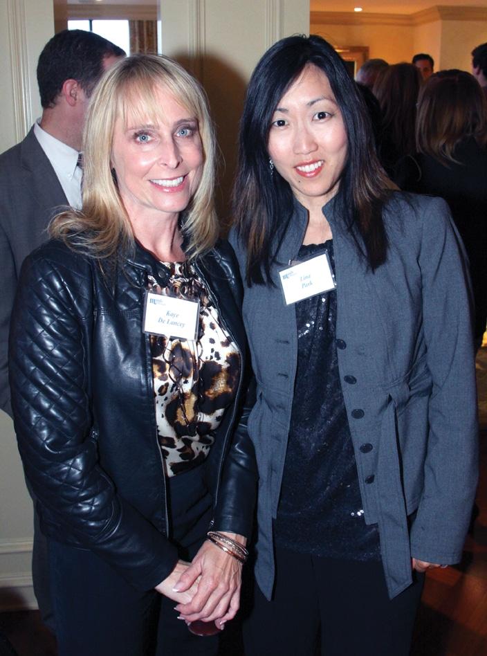 Kaye De Lancey and Lina Park.JPG