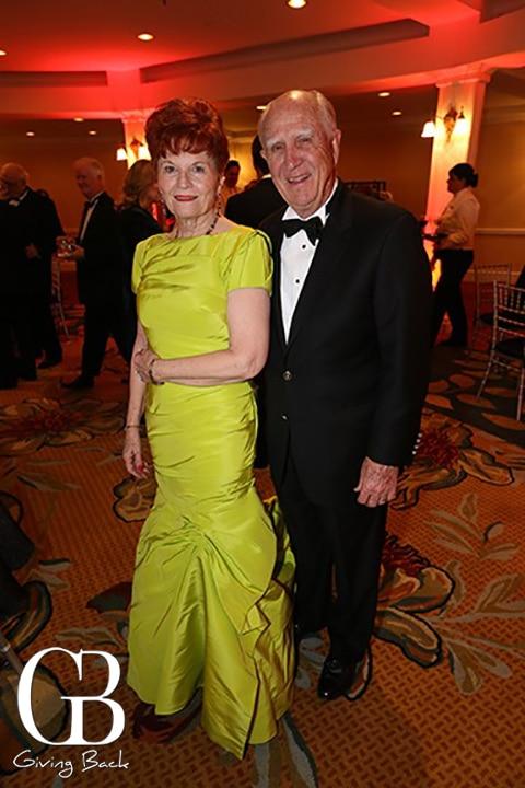 Kaye and Ron Harper