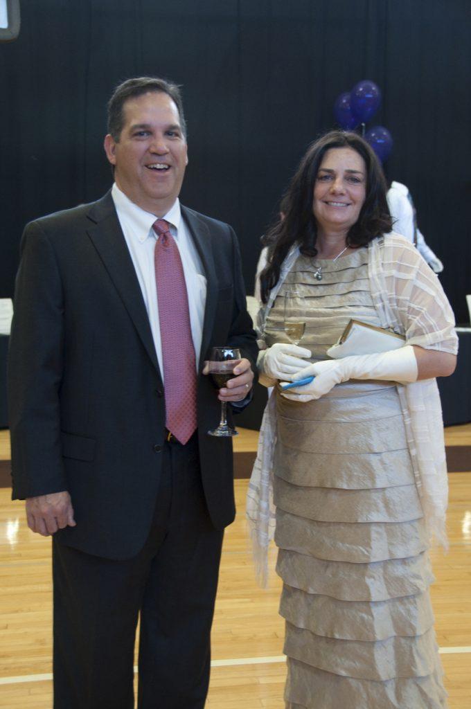 Keith Troutman and Heidi Rauscher Troutman.JPG