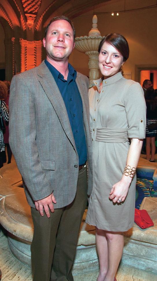 Keith and Lindsay Langford