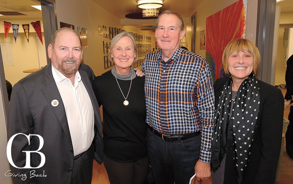 Keith Behner  Molly and Bob Schulze and Norman Bouchard