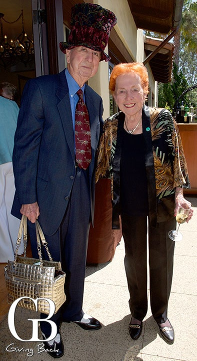 Keith Webb and Priscilla Webb