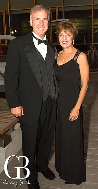 Keith and Laurel Venter