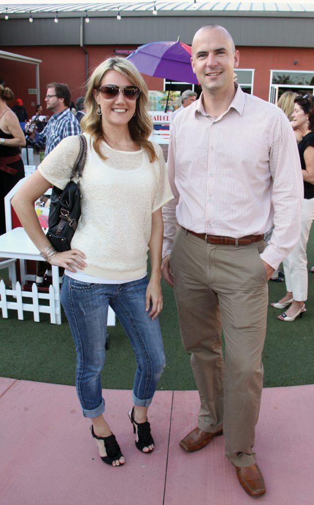 Kelley Brown and Stephen Campion.JPG
