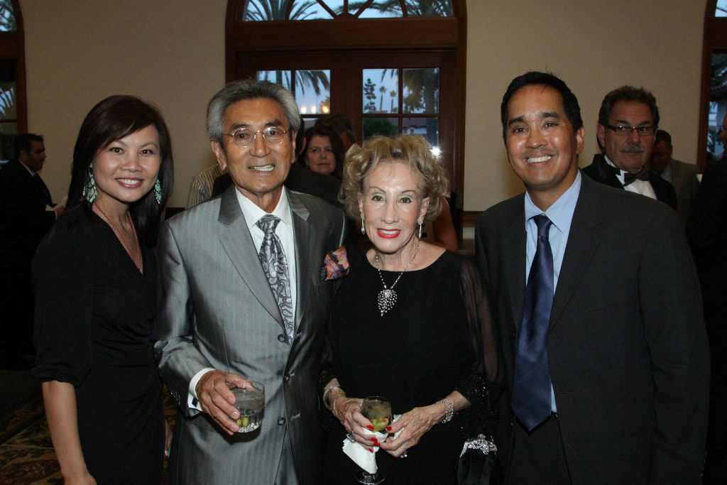 Kelley Lee, Jim and Juliana  Kozen with Dave Velasco.JPG