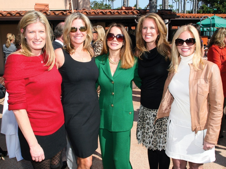 Kelly Dorvillier, Dawn Maywood, Jackie Sheid, Bridget Musante and Maureen Weber.JPG
