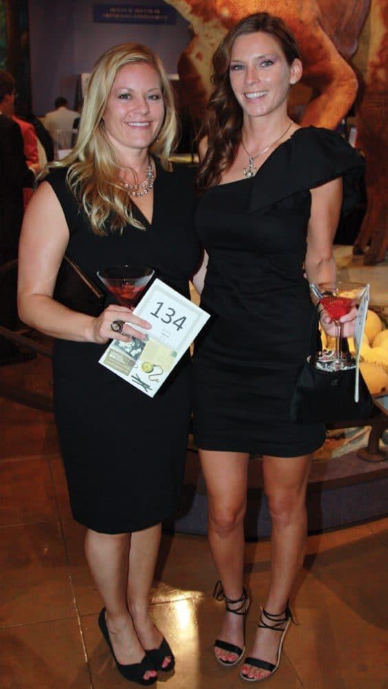 Kelly Elson and Ellie Sichak