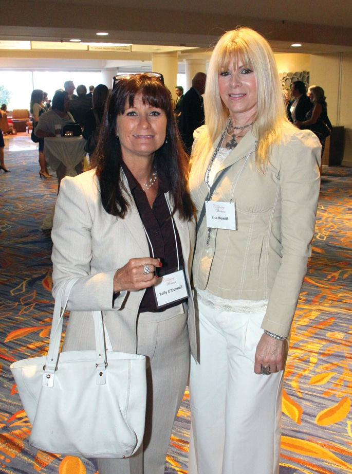 Kelly O'Donnell and Lisa Hewitt.JPG