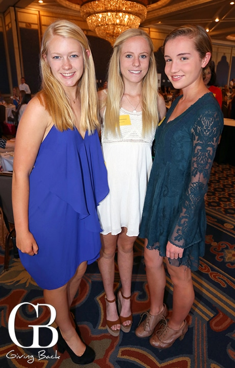 Kelsey Chodorow  Molly Fitzsimmons and Ana Russell
