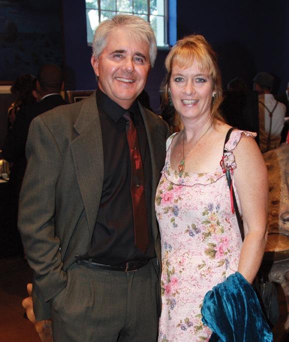 Ken and Theresa Green