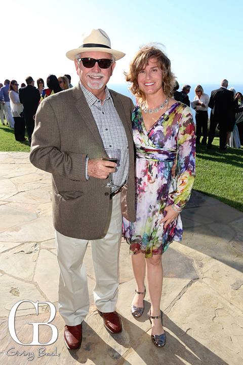 Ken and Elaine Hudson