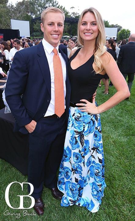Kendal Bolt and Madison York