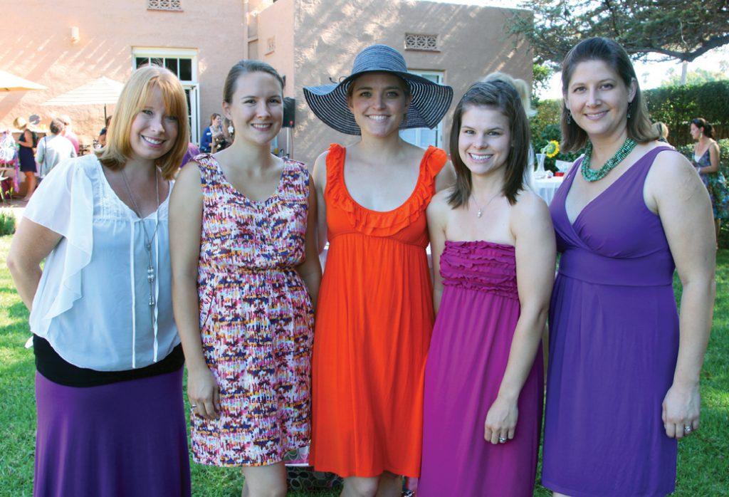 Kendall Boyle, Laura McCorry, Heidi Hans, Melanie Martin and Laura Rice.JPG