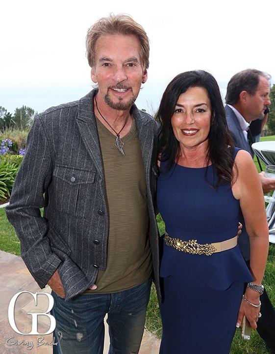 Kenny Loggins and Deborah Marengo