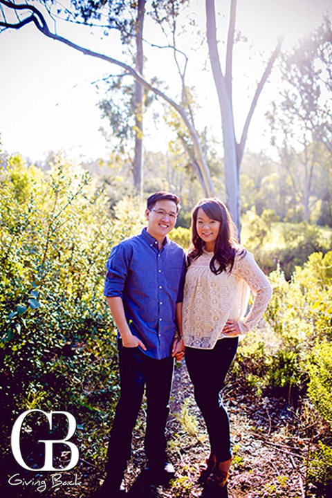 Kent and Phuong Lee