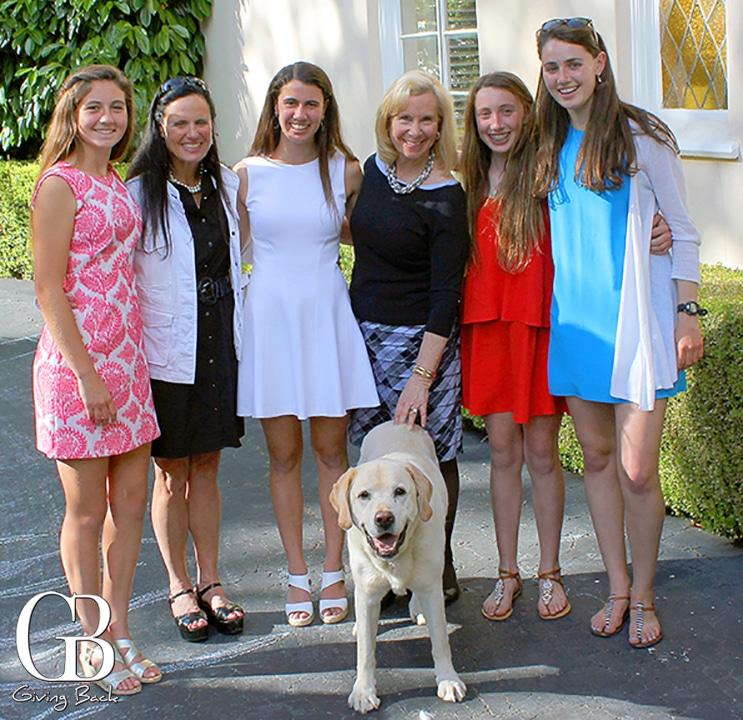 Kerry  Skipper  Germana   the  girls