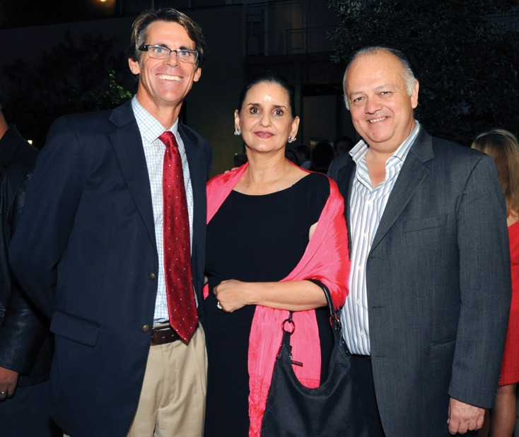 Kevin Yaley with Maria and Alfonso Martinez.JPG