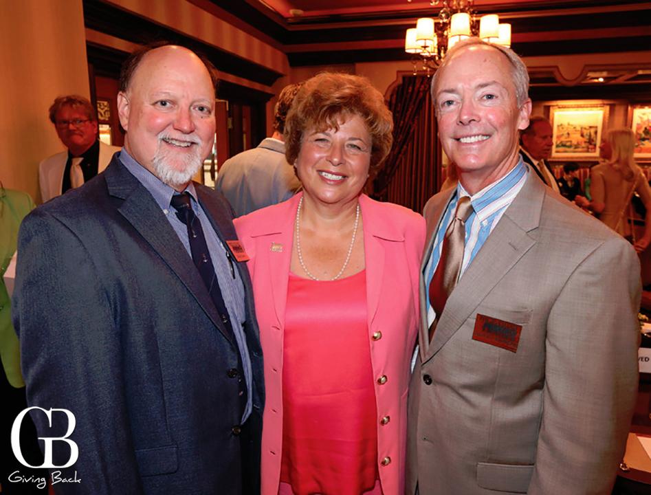 Kevin Calvo  Nancy Hamzey and Doug Moore