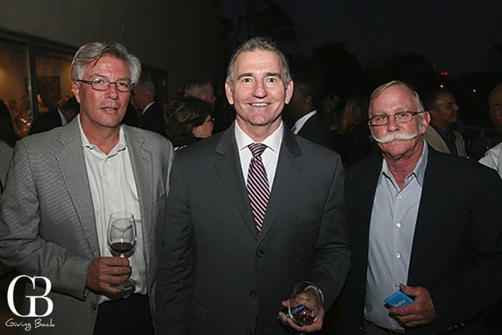 Kevin Desantis  Bob Cosgrove and Dave Campbell