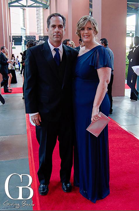 Kevin and Debra Wyman