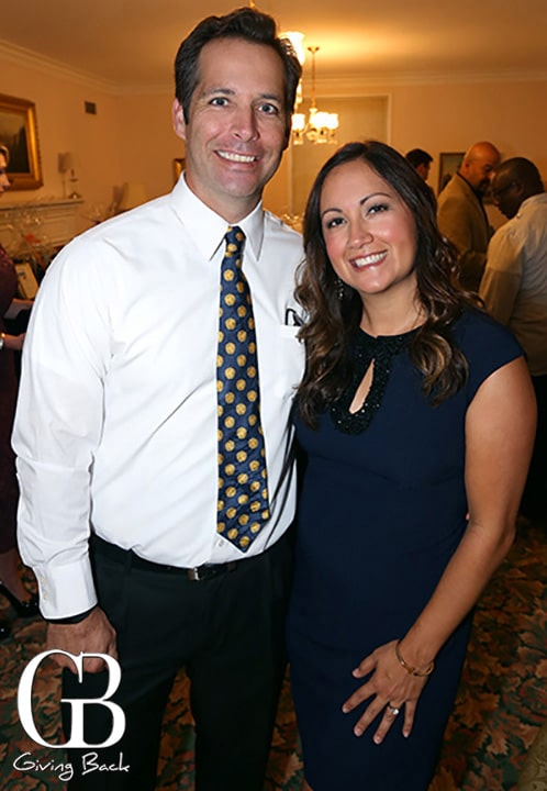 Kevin and Natalie Dusi