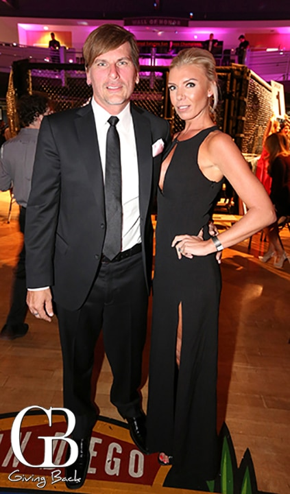Kevin and Petra Popovic