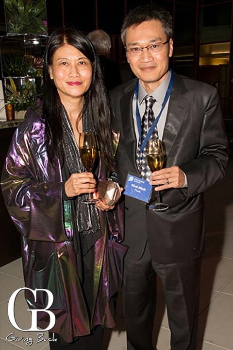 Khai Pham and Guest
