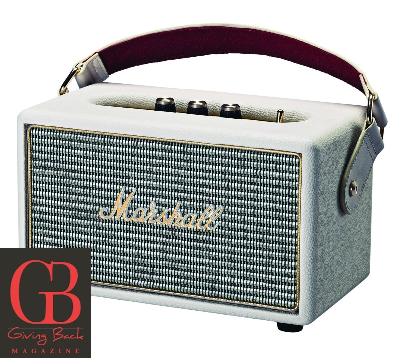 Kilburn Portable Speaker by Marshall