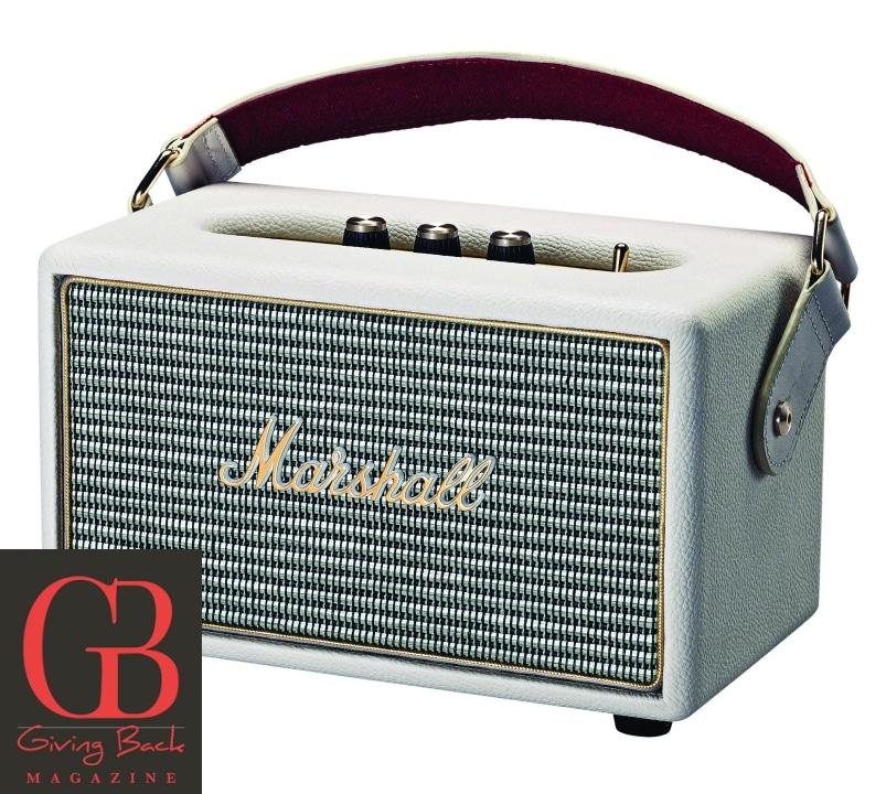 Kilburn Portable Speaker by Marshall