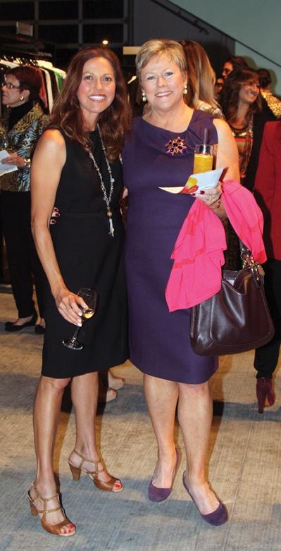 Kim Kerrigan and Tere Miller