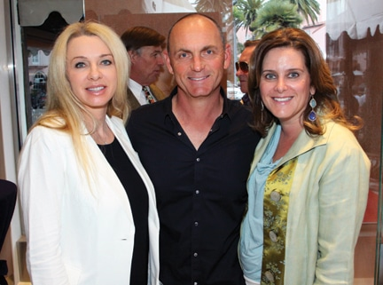 Kim Palumbo, David and Mara Phillips.JPG