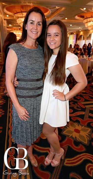 Kim Alessio and Alexandra Alessio