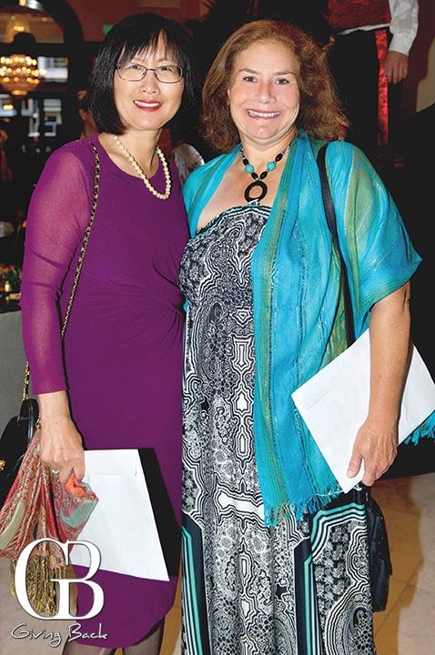 Kim Ha and Lea Zanjani