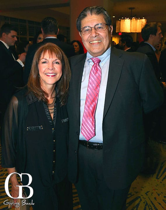 Kim Holmes and Richard Ybarra
