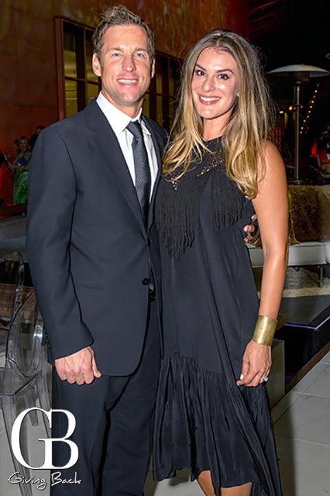 Kim and Jason Hansen