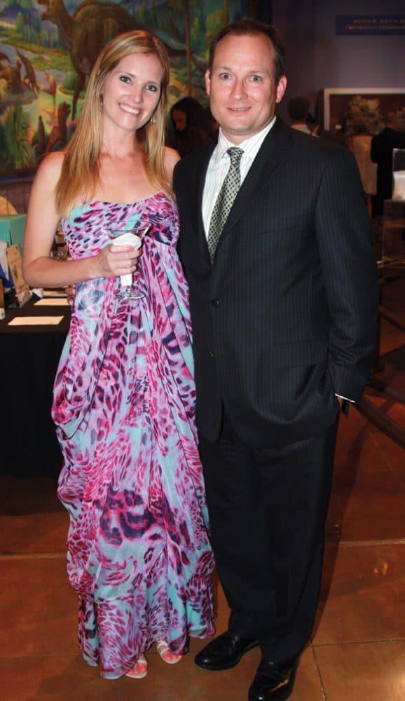Kimber Carter and Robert Kacer