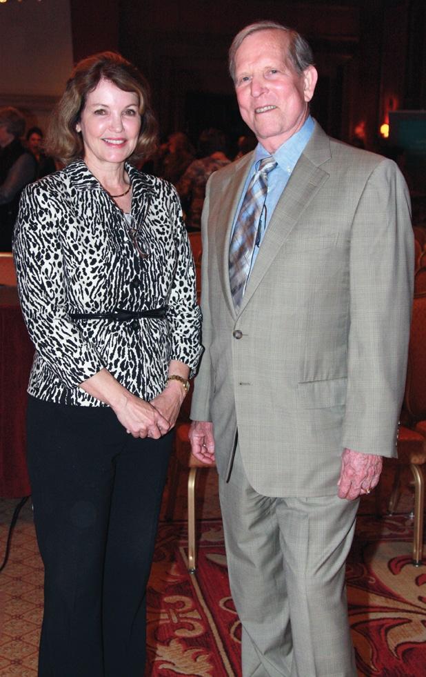 Kimberly Butterwick and Richard Fitzpatrick +