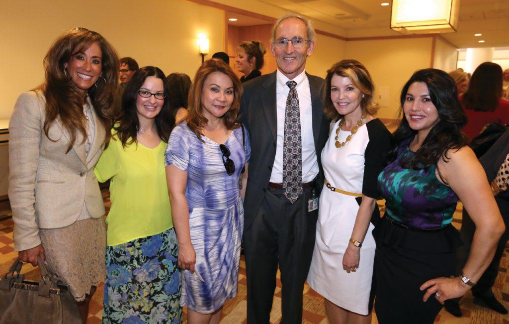 Kimberly Butterwick and her team.JPG