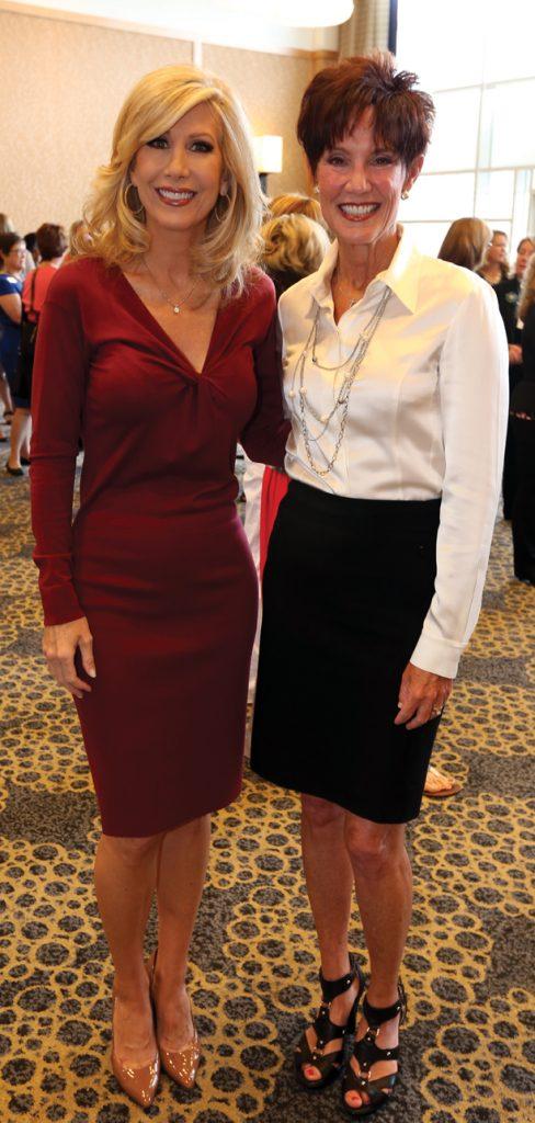 Kimberly Hunt and Carol LeBeau.JPG