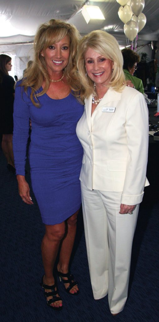 Kimberly O'Hara and Diane Keltner.JPG