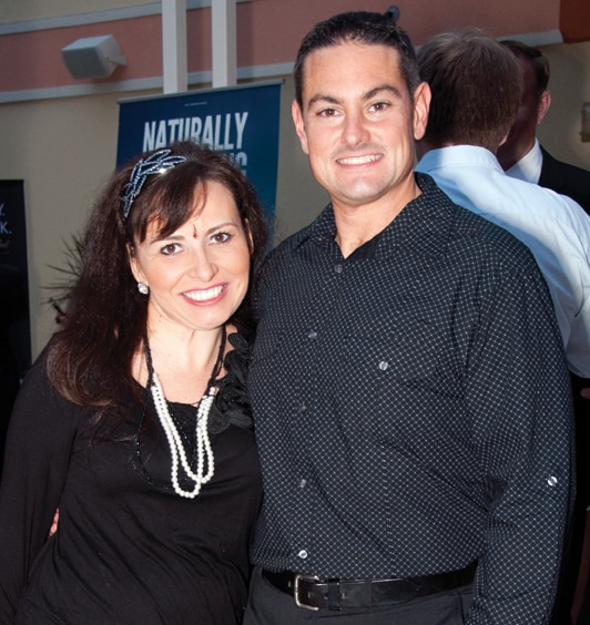 Kimberly and Brian Koll