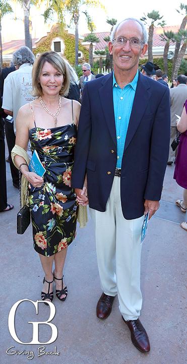 Kimberly Butterwick and Jonathan Scheff