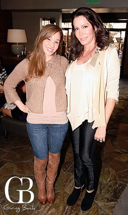 Kimberly Ceballos and Tina Assi