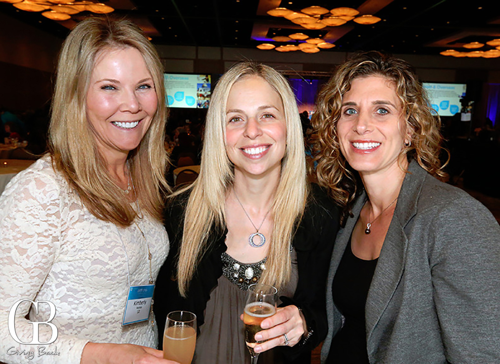 Kimberly Rackles  Adina Chinowsky and Michelle Kolker