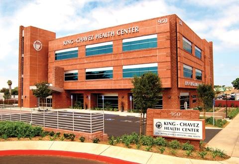 King Chavez Health Center